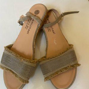 Ericmichael sandals nwot size 40 eu